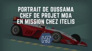 consultant harington profil parcours Oussama