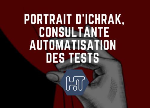 portrait consultant automatisation des test