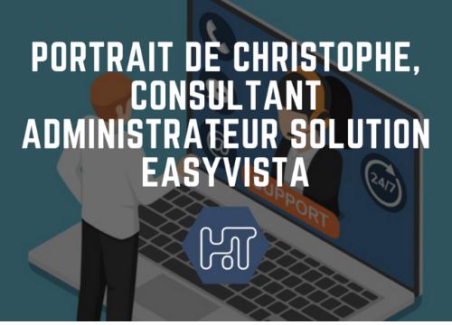 portrait consultant administrateur solution EasyVista