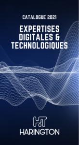 CATALOGUE 2021 EXPERTISES DIGITALES & TECHNOLOGIQUES