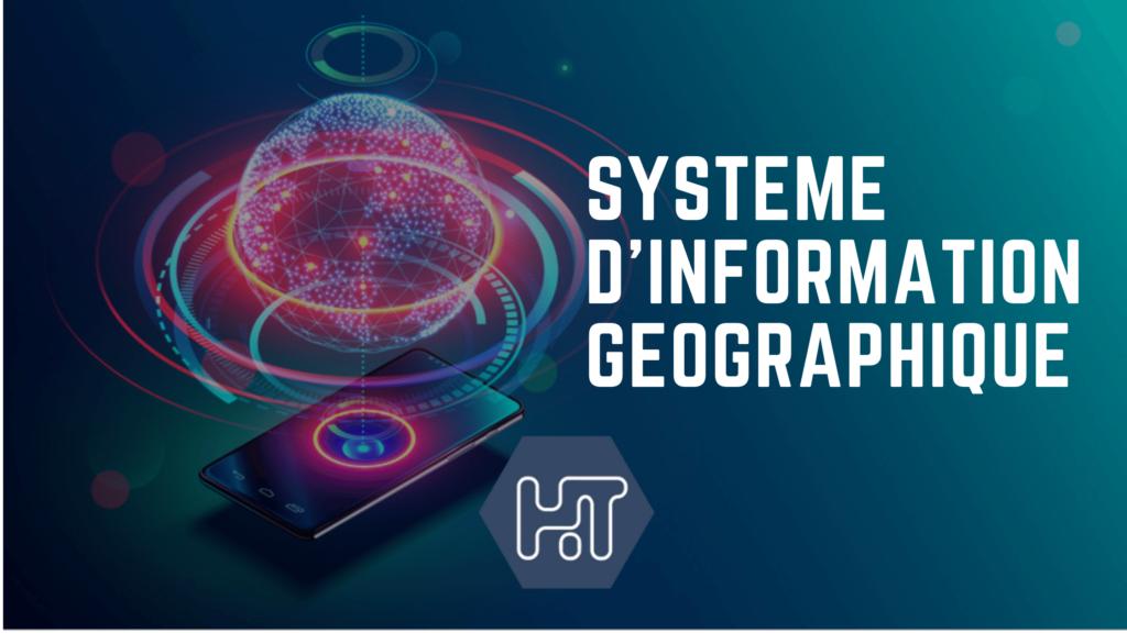 SIG analyse 3D spatiale géographique cartes