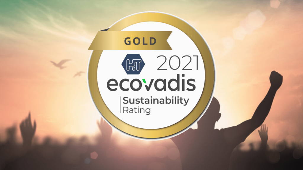 RSE ECOVADIS GOLD 2021